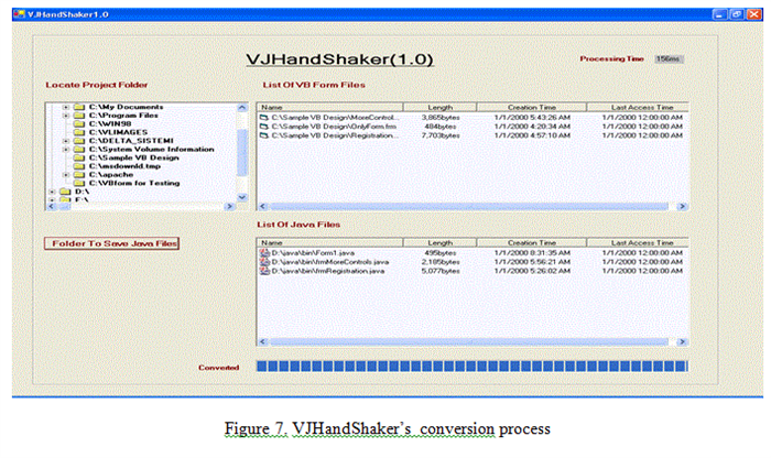 VJHandShaker1 0: A Tool For Making Easy Java (Core