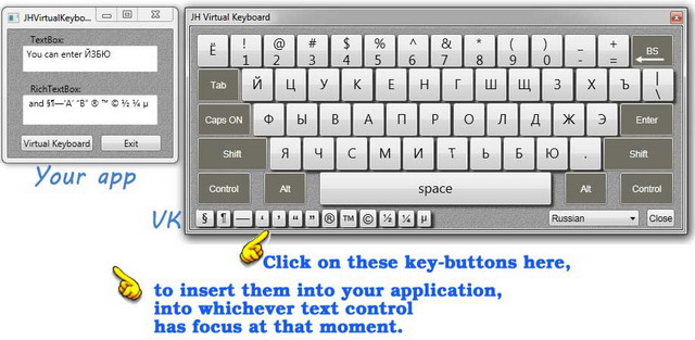 Wpf Button Enter Key