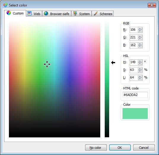Zeta Color Editor Codeproject