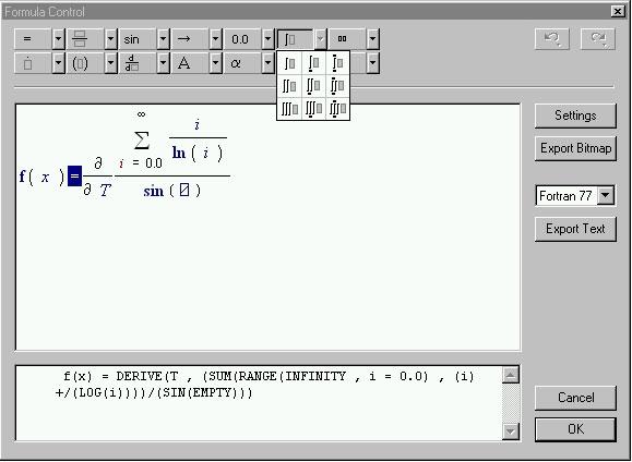 Formula Editor Codeproject