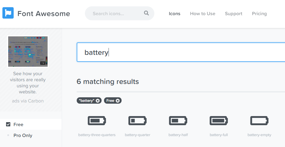 How to Display a Battery Charge Level in Xamarin Forms using Font