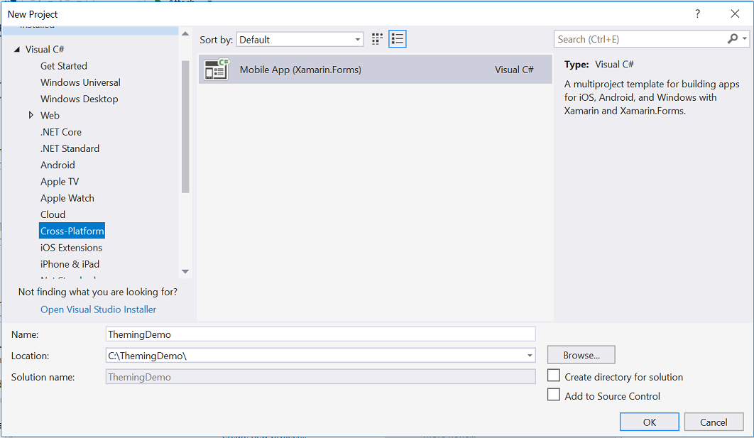 Xamarin Forms - Theming Made Simple - CodeProject