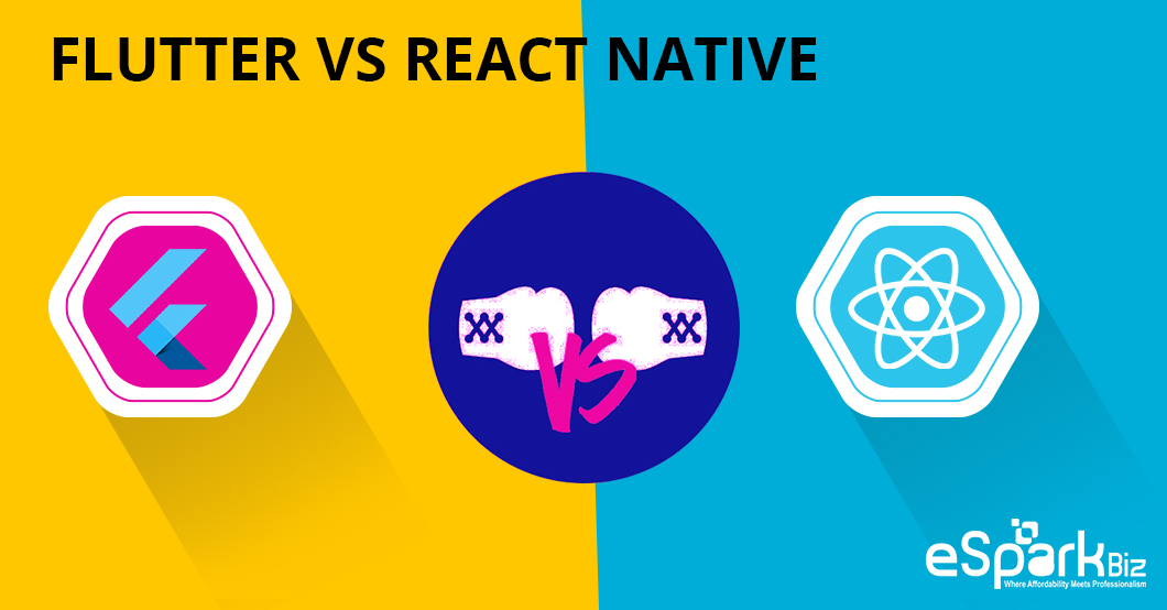 Image 1 for A Comparison Between Flutter And React Native