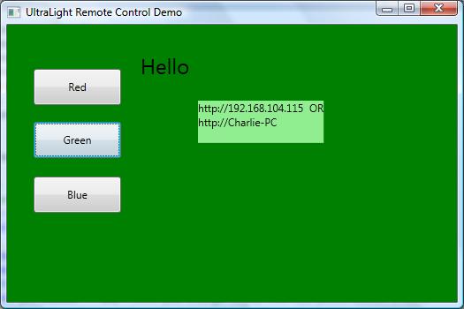 Remote Desktop Lication Code