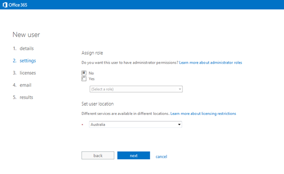 Introduction to Office 365 - Administration Center - CodeProject