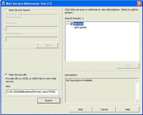 Consuming Web Services from MS Excel - CodeProject