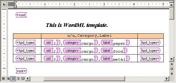xml xslt word report generator codeproject