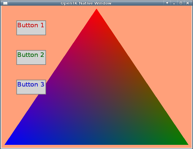 Getting startet with OpenGL/OpenTK in MONO/ NET for serious