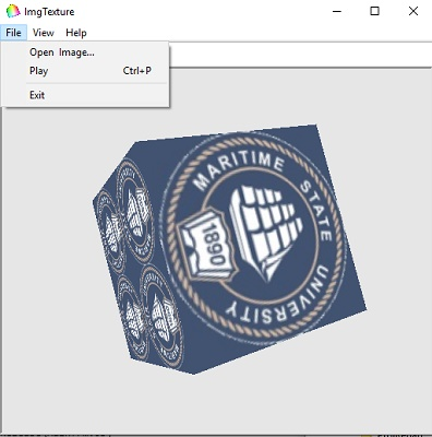 Texture Mapping In Opengl Using Class Cimage Codeproject