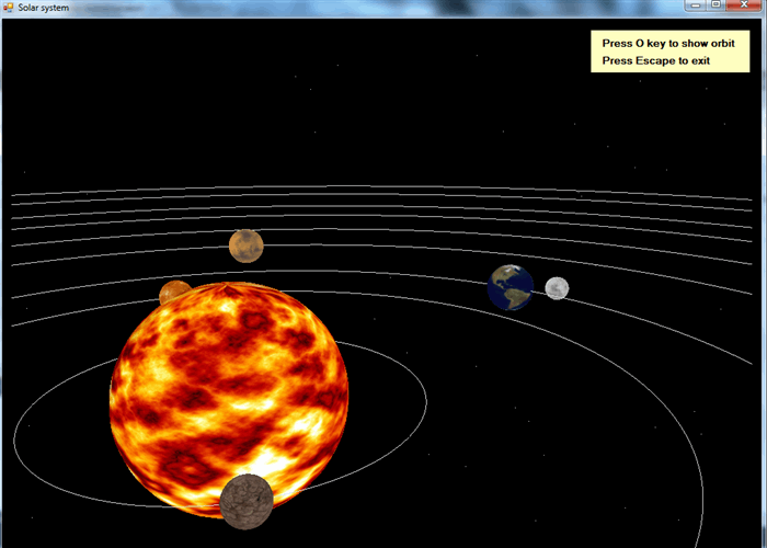 3D solar system with OpenGL and C# - CodeProject