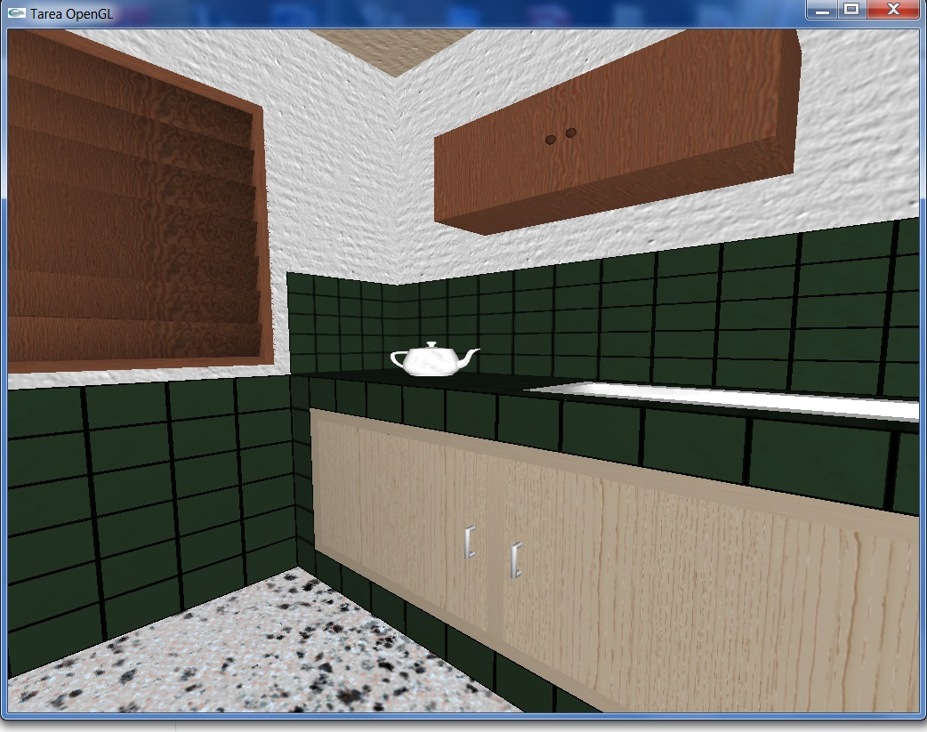 My first OpenGL Project: A 3D House  - CodeProject