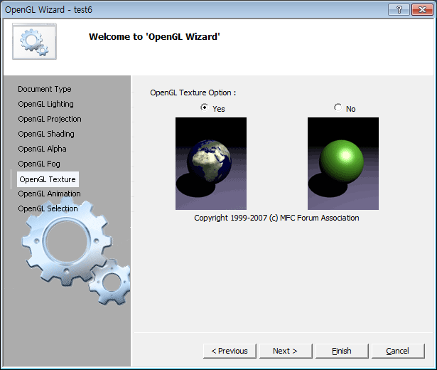 Custom Wizard for OpenGL in Visual Studio 2010 - CodeProject