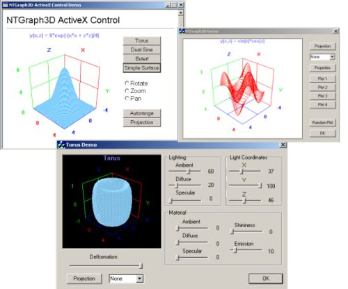 3D Graph ActiveX Control - CodeProject