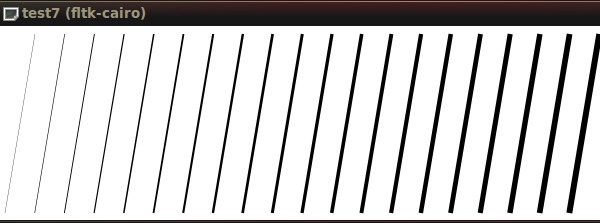 Drawing Antialiased Lines With Opengl : Drawing nearly perfect d line segments in opengl
