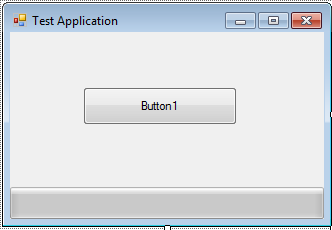 Visual Basic Progress Bar