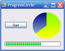 ProgressCircle - An Alternative to ProgressBar - CodeProject