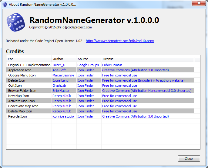 random name genorator