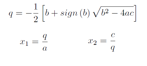 Polynomial Equation Solver - CodeProject
