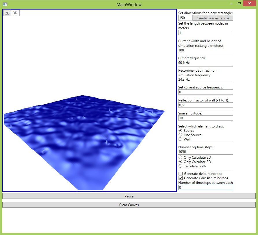 Transmission Line Matrix for Acoustic Simulations - CodeProject