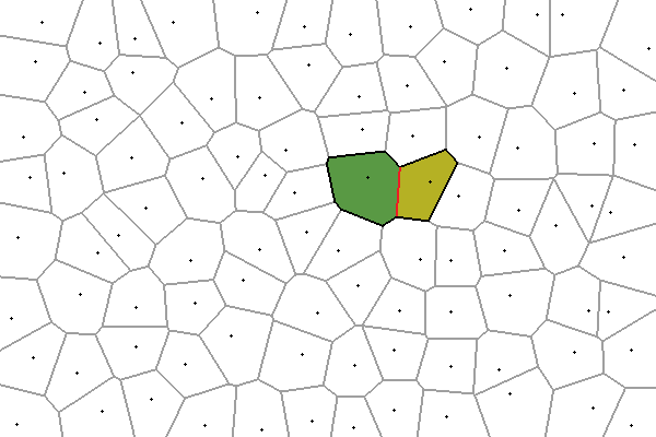 simple approach to voronoi diagrams codeproject : voronoi diagram - findchart.co