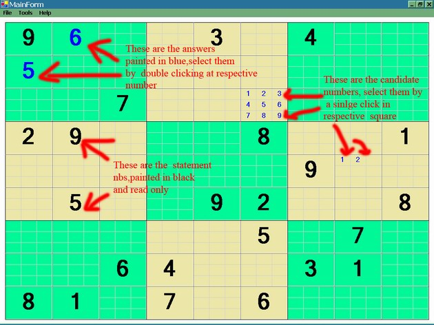 sudoku solver and generator codeproject