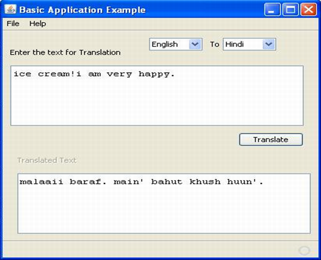 Develop Your Own Language Translation System - CodeProject