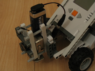 Driving a Lego Mindstorms Bot Using C# - CodeProject
