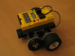 Camera Lego Nxt : Driving a lego mindstorms bot using c codeproject