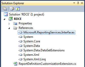 Dynamically Pointing to Shared Data Sources on SQL Reporting