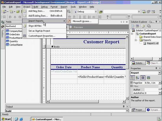 microsoft access project Microsoft access 2007 features significant differences from earlier versions one of these is the lack of support for data access pages projects become important in this environment.