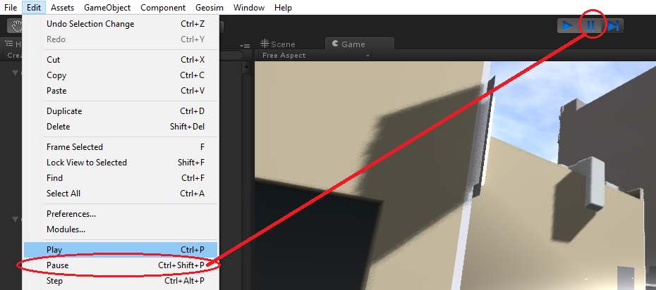 Unity3D - How to Detect Pause Event from