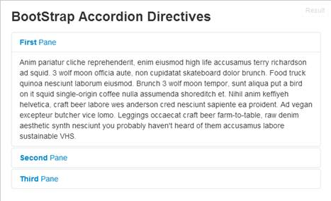 Extending html with angularjs directives codeproject bootstrap accordion screenshot maxwellsz