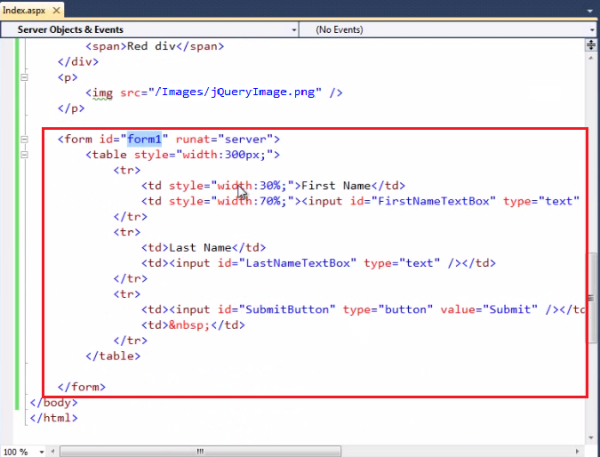 jQuery – How to select Nodes by ID and Class Name? – Example ...