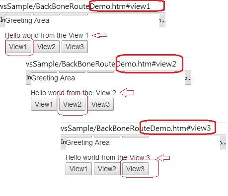 BackBone Tutorial – Part 7: Understanding Backbone js Routes and