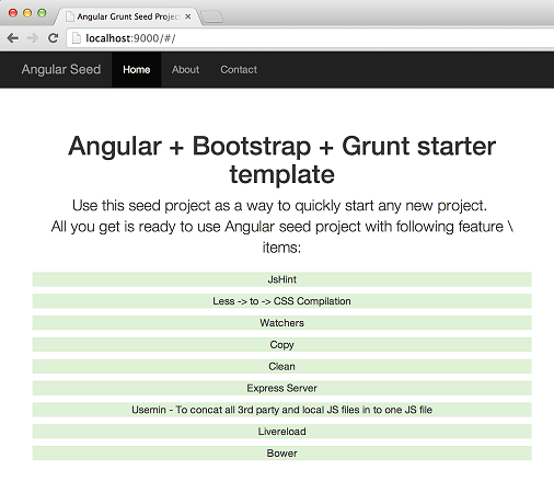 AngularJS Backend Solution: ng-grid with a Simple REST API
