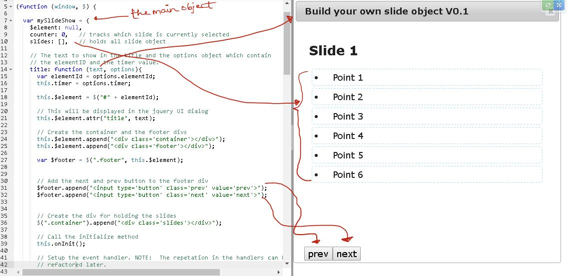 Getting friendly with jQuery - CodeProject
