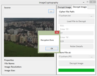 Image Cryptography using RSA Algorithm in C# - CodeProject
