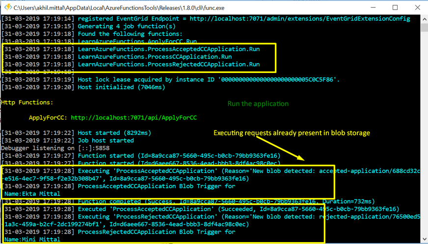 Learning Azure Functions: Mastering Blob Triggers and Queue Storage