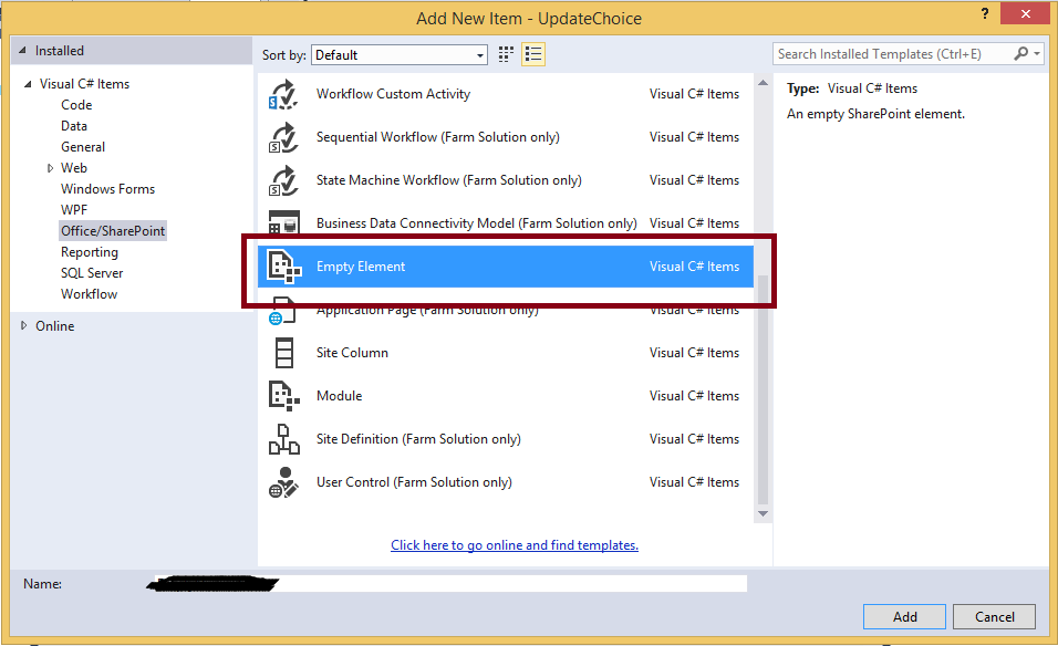 Workflow (SharePoint 2013, 2010) custom action using Sandboxed ...