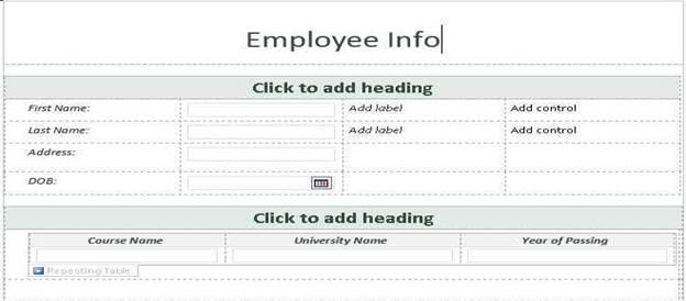 convert pdf to infopath form