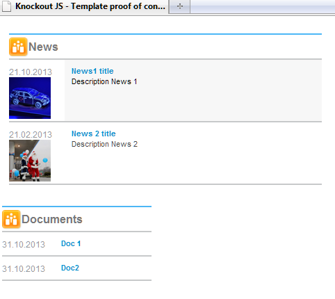 Using Knockout.js for SharePoint Web Part Templating: Part 1 ...