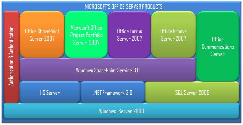 microsoft office form server