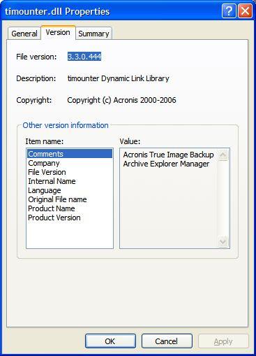 Windows 7 File-properties