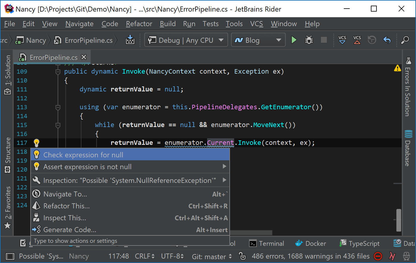 getting started with jetbrains rider - a cross-platform ide for