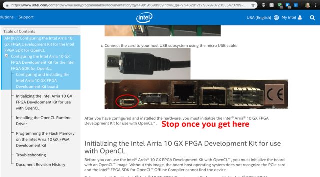 Installation Guide for Intel® Distribution of OpenVINO