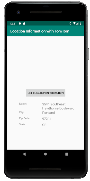 Reverse Geocoding Made Easy: Getting Location Details with the