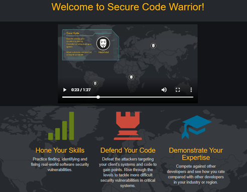 Image 1 for Security is a constant battle: Be the Secure Code Warrior in your organisation