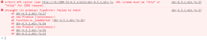 Dynamsoft JavaScript Barcode SDK for Node js and Web