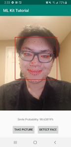 Face Detection on Android with Google ML Kit - CodeProject