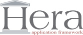 Hera Application Framework